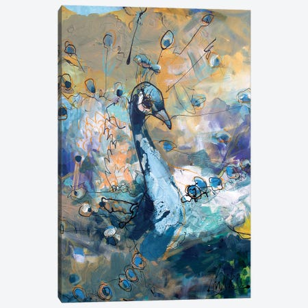 Proudie Canvas Print #BKE15} by Marieke Bekke Canvas Print