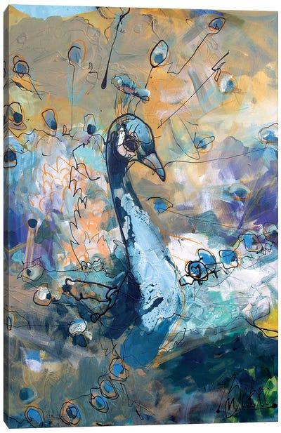 Proudie Canvas Art Print