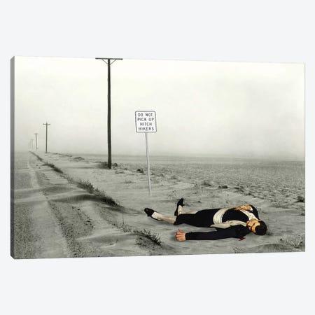 Dead Toreador Canvas Print #BKI11} by Barry Kite Canvas Wall Art