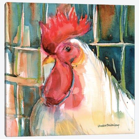 Portrail Canvas Print #BKK111} by Annelein Beukenkamp Canvas Artwork
