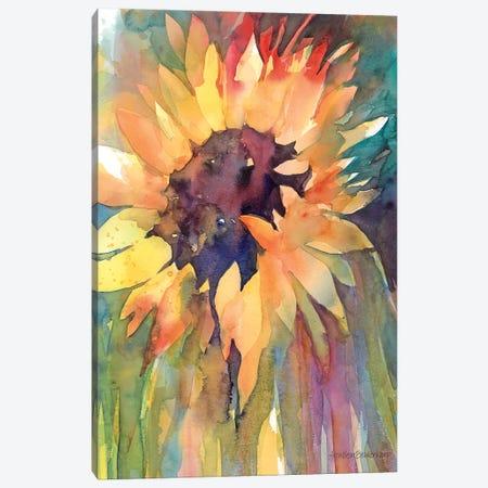 Rays Of Sun Canvas Print #BKK124} by Annelein Beukenkamp Canvas Artwork