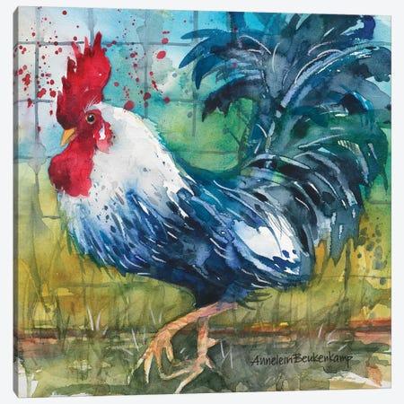 Stepping Out Canvas Print #BKK158} by Annelein Beukenkamp Canvas Art