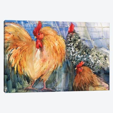 Three Crowns Canvas Print #BKK173} by Annelein Beukenkamp Canvas Wall Art