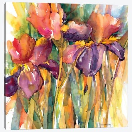 Together I Canvas Print #BKK175} by Annelein Beukenkamp Canvas Print