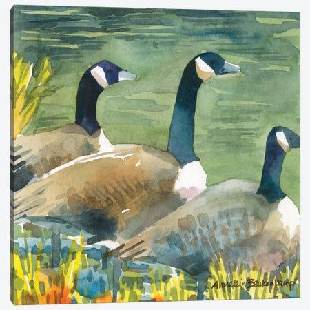 Trio Canvas Print #BKK177} by Annelein Beukenkamp Canvas Print