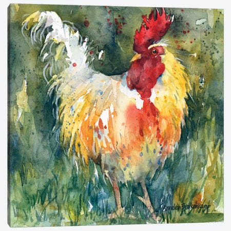 Who, Me? Canvas Print #BKK188} by Annelein Beukenkamp Canvas Art Print