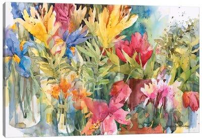 Bountiful Canvas Art Print