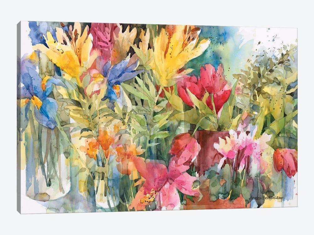 Bountiful by Annelein Beukenkamp 1-piece Canvas Artwork