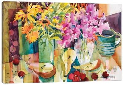 Cherries Jubilee Canvas Art Print