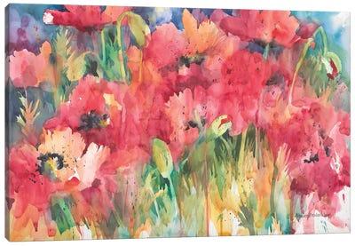 Color Craze Canvas Art Print