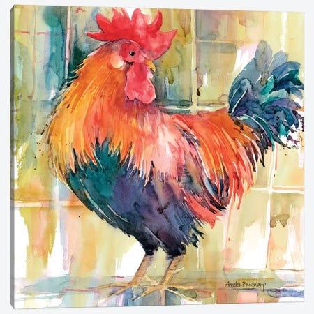 Colorful Canvas Print #BKK34} by Annelein Beukenkamp Canvas Art Print