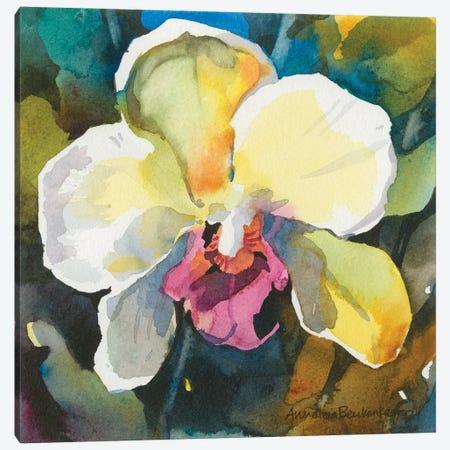 Elegance Canvas Print #BKK43} by Annelein Beukenkamp Canvas Art Print