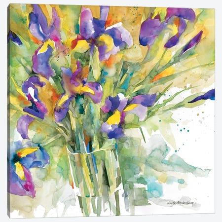 Fiesta Canvas Print #BKK49} by Annelein Beukenkamp Canvas Art Print