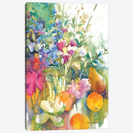 Fruit Bouquet Canvas Print #BKK62} by Annelein Beukenkamp Canvas Print