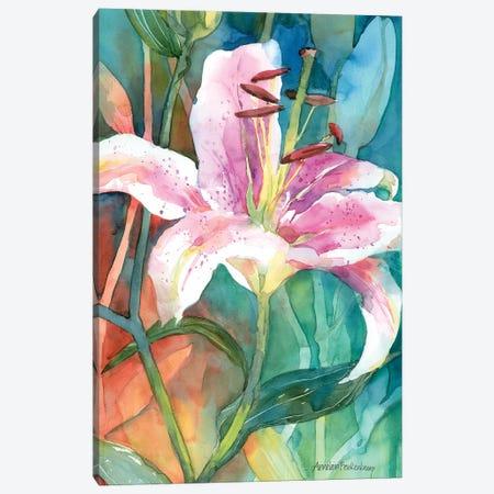 Gaze Into The Light Canvas Print #BKK65} by Annelein Beukenkamp Canvas Wall Art