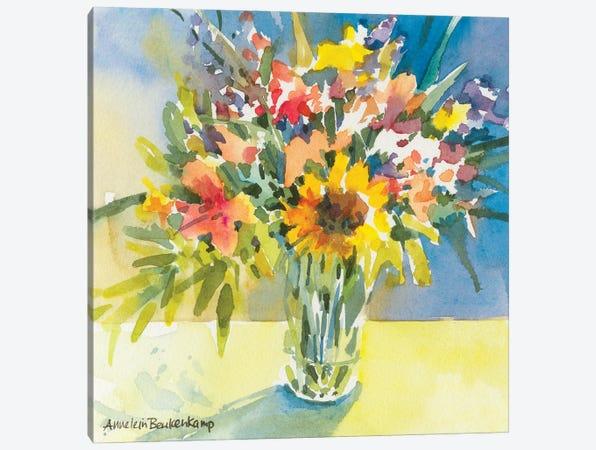 Harvest Canvas Print #BKK73} by Annelein Beukenkamp Canvas Artwork