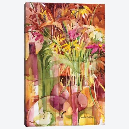 Illusion Of Fall Canvas Print #BKK77} by Annelein Beukenkamp Art Print