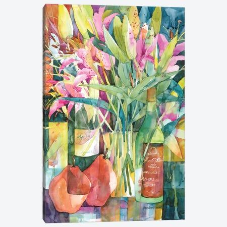 Kaleidescope Canvas Print #BKK81} by Annelein Beukenkamp Art Print