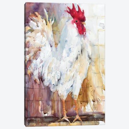 Leghorn Canvas Print #BKK82} by Annelein Beukenkamp Canvas Print