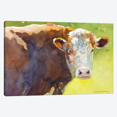 Maybell Canvas Print #BKK85} by Annelein Beukenkamp Canvas Wall Art