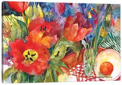 Nature's Bounty Canvas Art Print