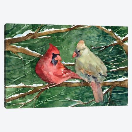 Nestled Together Canvas Print #BKK90} by Annelein Beukenkamp Canvas Wall Art