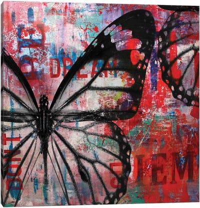 Butterfly IV Canvas Art Print
