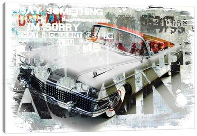 Driving Home I Canvas Art Print