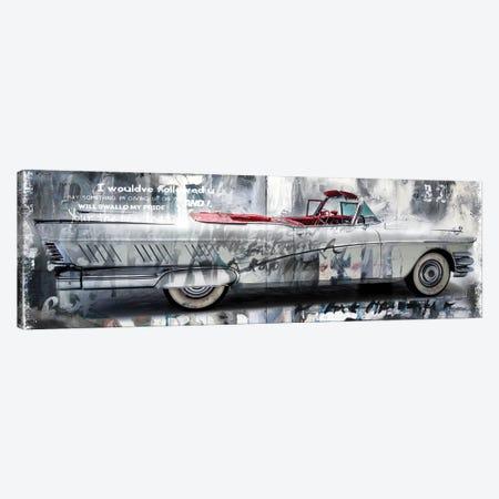 Driving Home II Canvas Print #BKR17} by Micha Baker Canvas Art