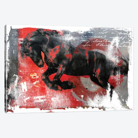 Force Canvas Print #BKR22} by Micha Baker Canvas Artwork