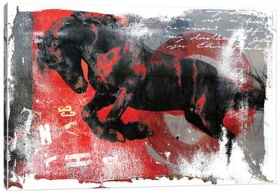 Force Canvas Art Print