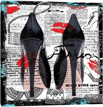 High Heels I Canvas Art Print