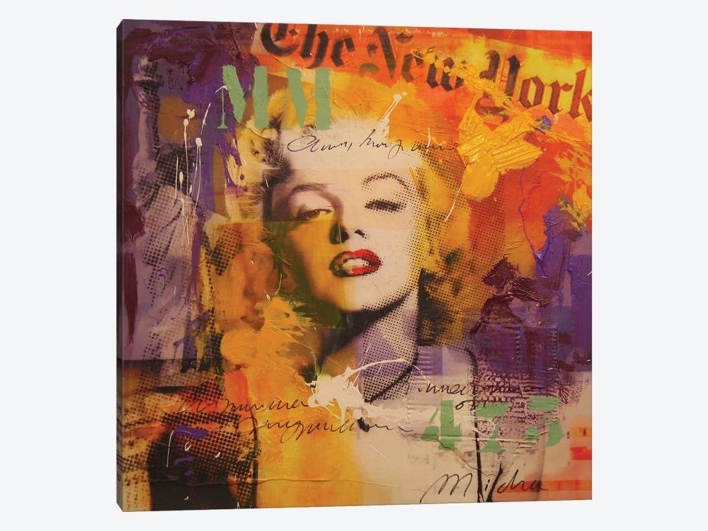 Marilyn III by Micha Baker 1-piece Canvas Art Print
