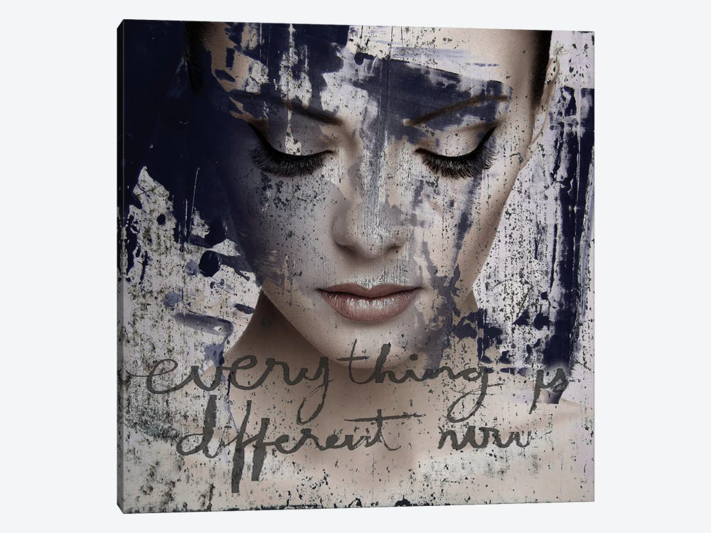 Patience by Micha Baker 1-piece Canvas Artwork