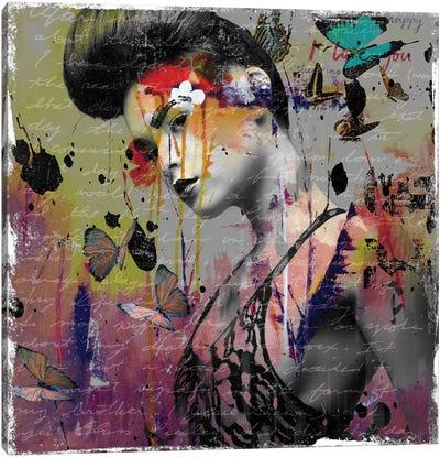 Wait For… Canvas Art Print