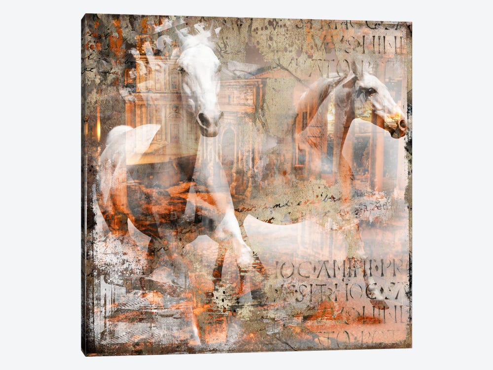 Horse by Micha Baker 1-piece Canvas Artwork