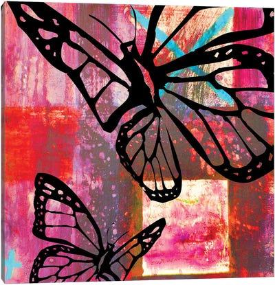 Butterfly II Canvas Art Print