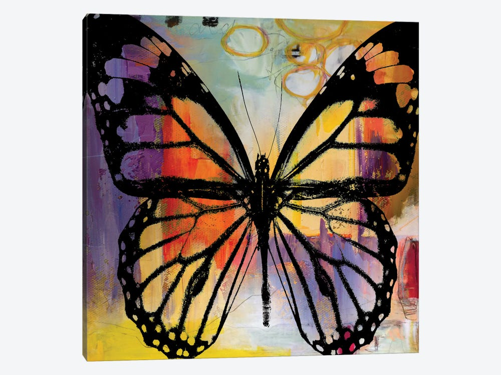 Butterfly III by Micha Baker 1-piece Art Print
