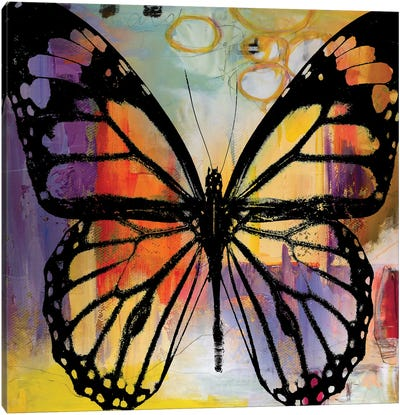 Butterfly III Canvas Art Print