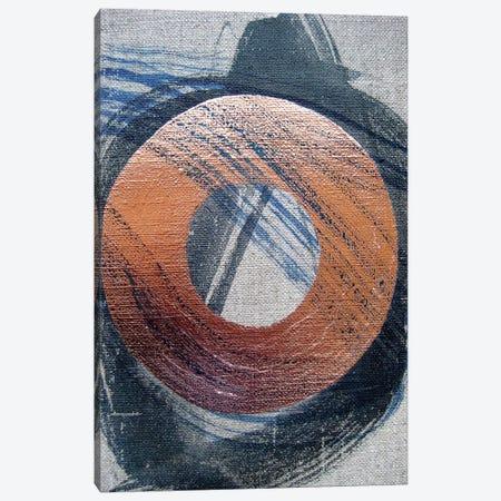 Study On Linen Canvas Print #BKS30} by Caroline Banks Canvas Artwork