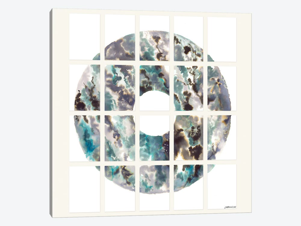 Twenty by Caroline Banks 1-piece Canvas Print