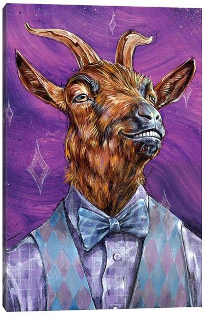 Salted Ham Canvas Art Print