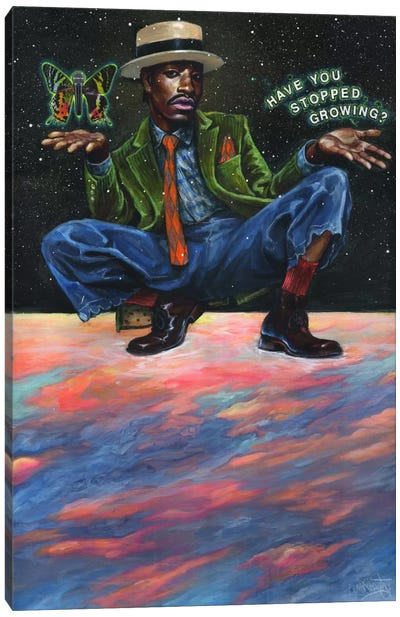 Super-Stank-O-Matic-Ala-Fresh-Fantastic Canvas Art Print