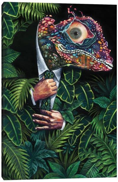 Blendini Canvas Art Print