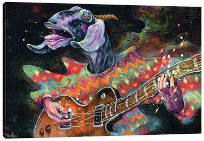 Groovin' Gary Canvas Art Print