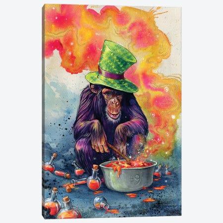 Love Potion #9 Canvas Print #BKT158} by Black Ink Art Canvas Art Print