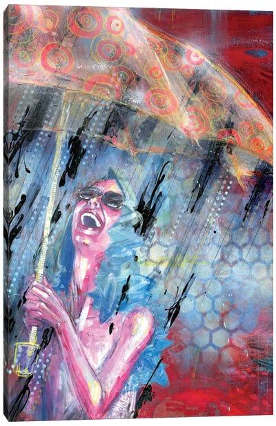 Summer Storm Canvas Art Print