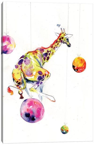 Planet Hopper Canvas Print #BKT1