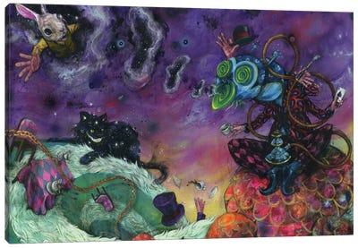 Wonderland Canvas Print #BKT27