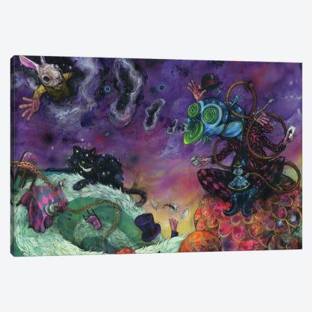 Wonderland Canvas Print #BKT27} by Black Ink Art Canvas Print